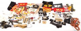Us Military Uniform Accessories Lot