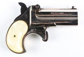 Rohm Rg15 22 Caliber Derringer Pistol