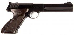 Colt Woodsman Match Target Pistol