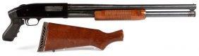 Mossberg 500a 12 Ga Pump Shotgun