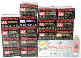 450+ New Winchester 12 Ga Shotgun Shells