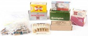 Mixed Lot Of Ammunition