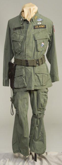 Vietnam War 32nd Airborne Ranger Uniform W Holster