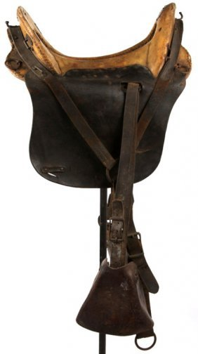 Civil War Us Mclellan Saddle