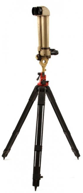 Wwii German Trench Artillery Periscope Binoculars