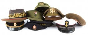 Cold War Cap Lot