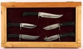 Colt Premier Edition First Run Knife Set 1994