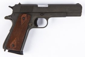 Thompson Auto Ordinance 1911 .45 Acp Pistol