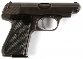German Sauer Model 38h .380 Pistol Eagle Over N