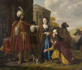Victors, Jan (amsterdam 1619–1677 Indonesien) Abraham