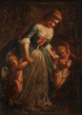 *diaz De La Pena, Narcisse Virgile (bordeaux 1807–1876