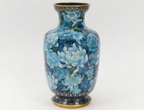 Cloisonne Enamel Vase
