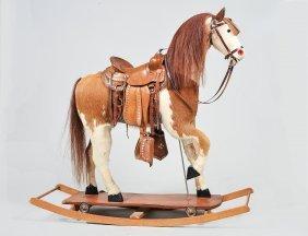 Nik Klein Rocking Horse