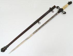 Medieval Style Sword
