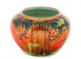 Wedgwood Fairyland Lustre Porcelain Malfrey Pot
