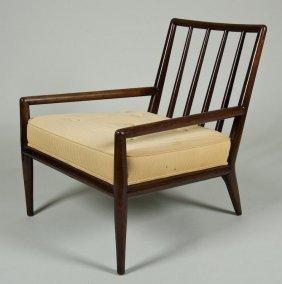 T.H. Robsjohn-Gibbings For Widdicomb Lounge Chair