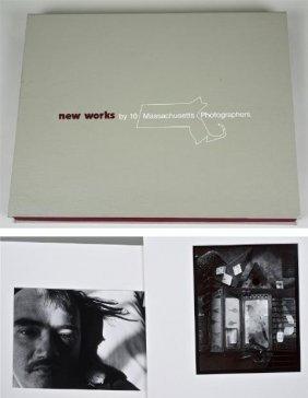 """Portfolio: """"New Works 10 Massachusetts Photogaphe"""