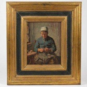Hugh Newell (1830-1915, Irish/American), Painting