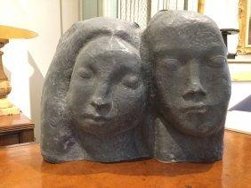 Hero Bert Bautscht, Lead Sculpture