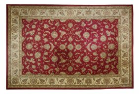 A Modern Persian Style Rug