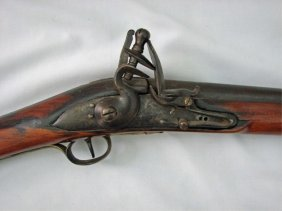 18th Century Flintlock, After Brown Bess