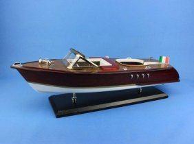 "Riva Aquarama 20"" Model Speed Boat"