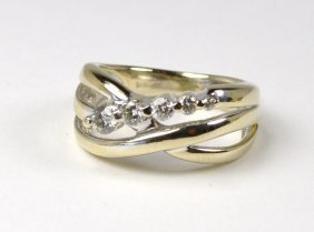 Ring, 14 Kt Gold