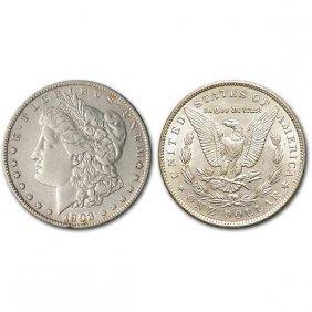 1903 Morgan Silver Dollar - Au