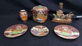 Japanese Satsuma Collection