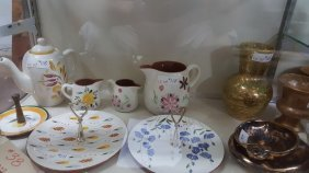Stangl Pottery Service Collection