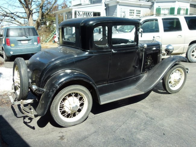 1931 ford 5 window coupe lot 182 for 1931 ford 5 window