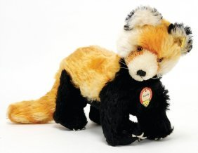 Steiff Indian Panda, Pandy, Complete, No. 1325,00, Very