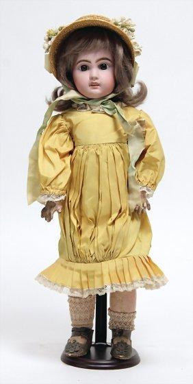 Bébé Jumeau Porzellankopf-puppe, Gem. 6,
