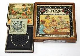 Anker 2 Teile, Meteor Nr. 1, Pappschachtel, Nr. 6