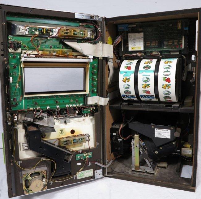 pioneer slot machine
