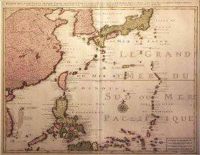 Partie De La Nouvelle Grande Carte Des Indes Orientales