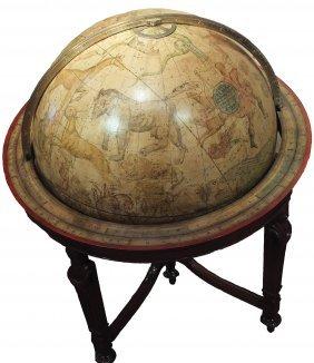 William Johnston Celestial Globe From 1872