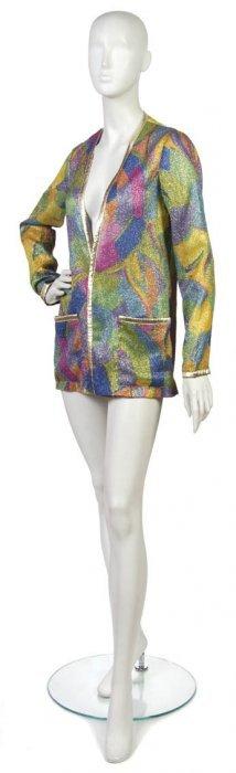 A Ken Scott Multicolor Jacket,
