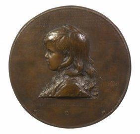 Augustus Saint-Gaudens, (American, 1848-1926), Will