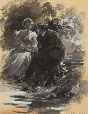 Joseph Christian Leyendecker, (American, 1874-1951