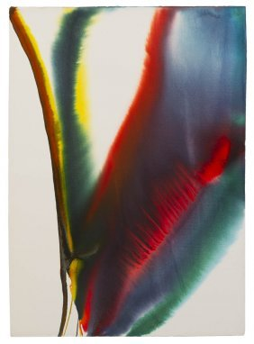 Paul Jenkins, (American, B. 1923), Phenomena, When