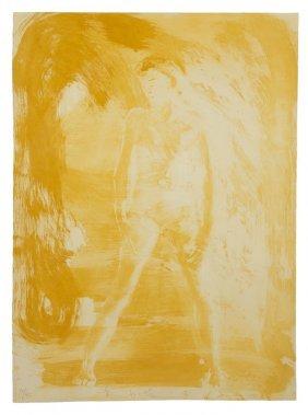 Eric Fischl, (American, B. 1948), Untitled