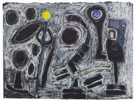 Jedd Novatt, (American, B. 1958), Untitled, 1989