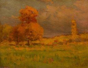 Frank Charles Peyraud, (American, 1858-1948), Lands