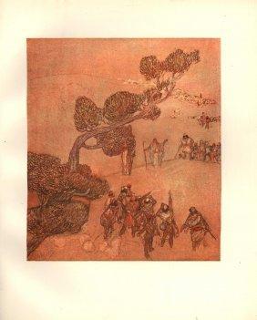 Illustrations To Genesis - Abel Pann