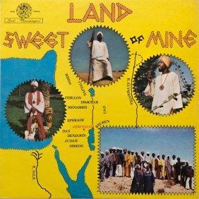 "Vinyl Lp - ""sweet Land Of Mine,"" - The Soul Messengers"