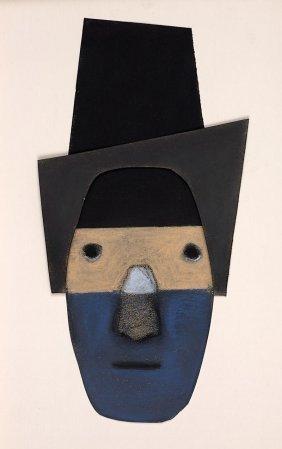 Stasys Eidrigevicius, Shadow, 2003