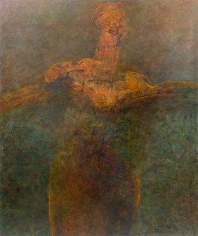 Zdzislaw Beksinski, Untitled, 1992