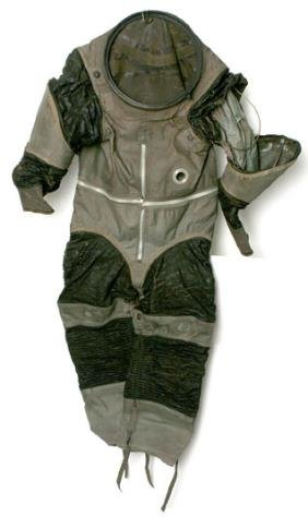NASA Prototype Mercury Spacesuit By I.L.C. An Early
