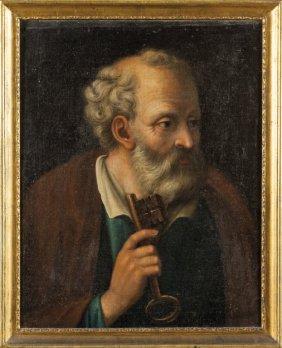 """Scuola Italiana Sec.xviii """"san Pietro"""""""